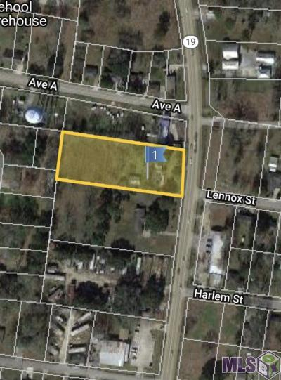 Zachary Residential Lots & Land For Sale: 5319 La Hwy 19
