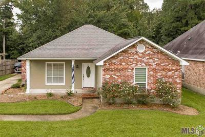 Greenwell Springs Single Family Home For Sale: 6050 Wetcreek Dr