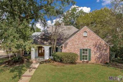 Baton Rouge Single Family Home For Sale: 6831 N Fieldgate Ct