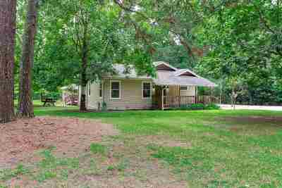 St Francisville Single Family Home For Sale: 9063 Reech Rd