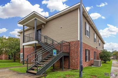 Denham Springs Condo/Townhouse For Sale: 31855 La Hwy 16 #103