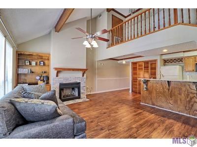 Baton Rouge Condo/Townhouse For Sale: 145 Ocean Dr #8A
