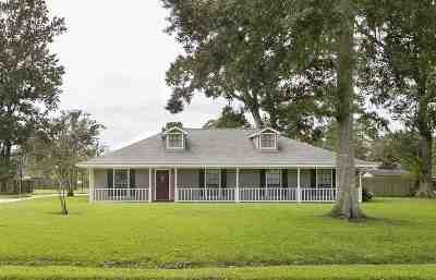 Pecan Grove Estates Single Family Home For Sale: 1821 S Houmas