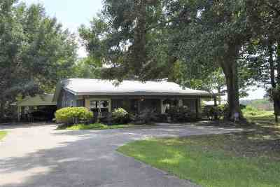 Prairieville Single Family Home For Sale: 17473 Summerfield Rd North