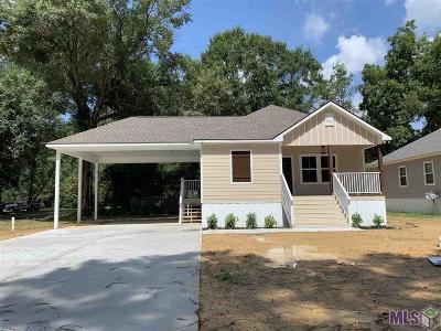 Livingston Parish Single Family Home For Sale: 1413 Don Ave