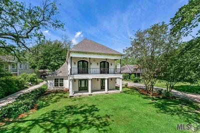 East Baton Rouge Parish Single Family Home For Sale: 2648 Dalrymple Dr
