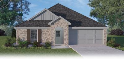 Livingston Parish Single Family Home For Sale: 28447 Longfellow Ln