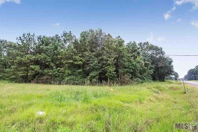 Zachary Residential Lots & Land For Sale: 9032 Port Hudson Pride Rd