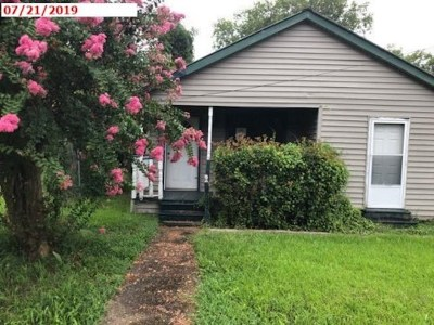 Plaquemine Single Family Home For Sale: 57758 Grove Rd