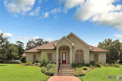 Denham Springs Single Family Home For Sale: 34720 Fawn Dr