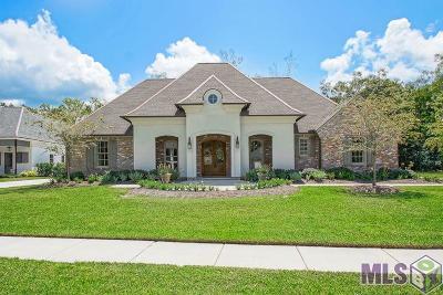 East Baton Rouge Parish Single Family Home For Sale: 10535 Manchac Pass