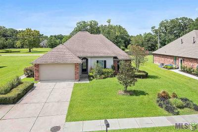 Prairieville Single Family Home For Sale: 42086 Bald Eagle Ave
