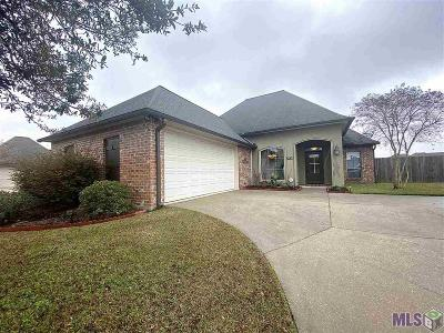 Addis Single Family Home For Sale: 4230 Little Hope Dr