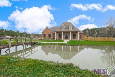 Livingston Parish Single Family Home For Sale: 28735 George White Rd