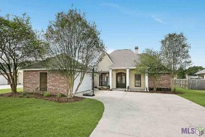 Prairieville Single Family Home For Sale: 16103 Rawlings Rd