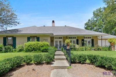 Baton Rouge Single Family Home For Sale: 3524 Berkley Hill Ave