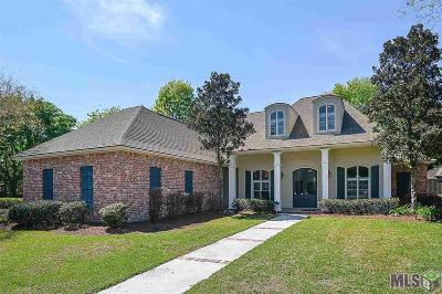Baton Rouge Single Family Home For Sale: 3130 Plantation Key Dr