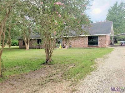 Ascension Parish Multi Family Home For Sale: 13216 George Rouyea Rd