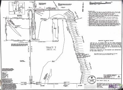 Prairieville Residential Lots & Land For Sale: Summerfield Rd