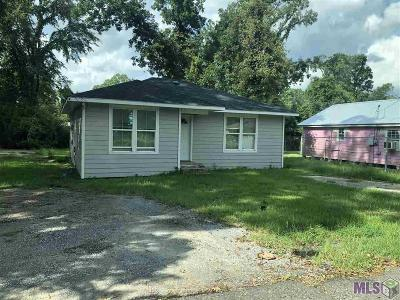 Baton Rouge Single Family Home For Sale: 3009 69th Ave