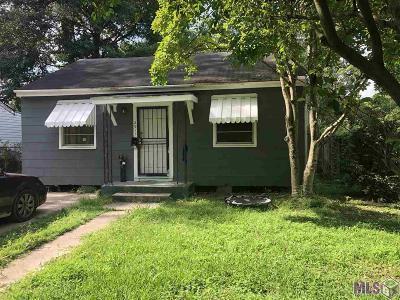 Baton Rouge Single Family Home For Sale: 2913 Amarillo