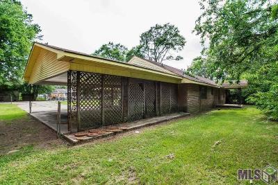 Baker Single Family Home For Sale: 3600 Harding St
