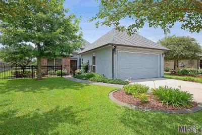Gonzales Single Family Home For Sale: 5270 Courtyard Dr