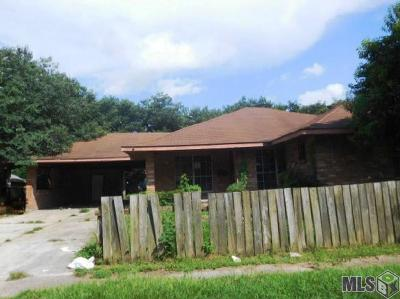 Donaldsonville Single Family Home For Sale: 1007 Nolan Ave