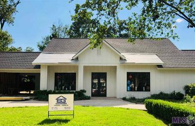 Prairieville, Baton Rouge, Geismar, Gonzales Single Family Home For Sale: 1784 Country Club Dr