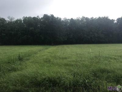 Ascension Parish Residential Lots & Land For Sale: Lot Jh-3-B Anna Rd