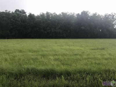 Ascension Parish Residential Lots & Land For Sale: Lot Jh-3-C Anna Rd