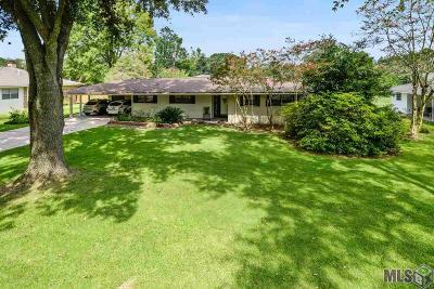 Broadmoor Single Family Home For Sale: 1165 E Riveroaks Dr
