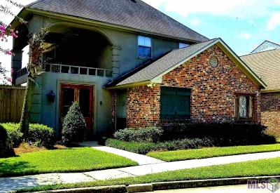 Baton Rouge Single Family Home For Sale: 183 Ocean Dr