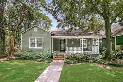 Baton Rouge Single Family Home For Sale: 2405 Orpine Ave