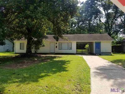 Baker Single Family Home For Sale: 724 Ray Weiland Dr