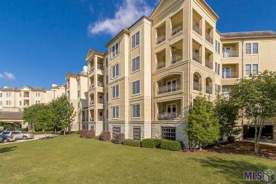 Baton Rouge Condo/Townhouse For Sale: 998 Stanford Ave #418
