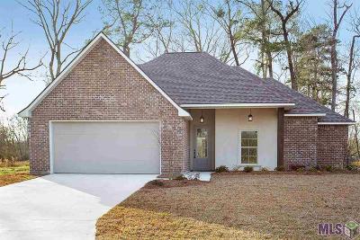 Livingston Parish Single Family Home For Sale: 34663 Eagle Bend Dr
