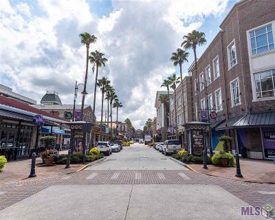 Baton Rouge Condo/Townhouse For Sale: 7707 Bluebonnet Blvd #308