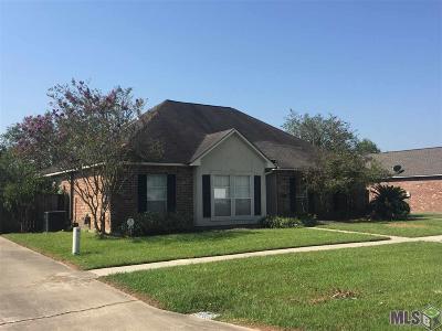 Zachary Single Family Home For Sale: 1258 Buffalo Hollow Ct
