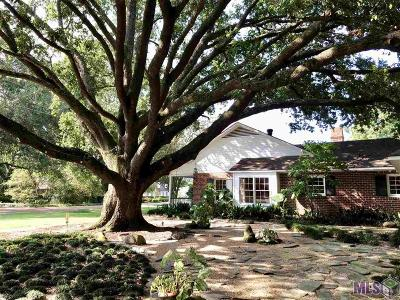 Baton Rouge Single Family Home For Sale: 3053 Fairway Dr