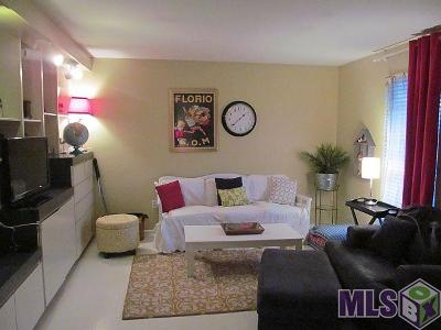 Baton Rouge Condo/Townhouse For Sale: 1755 College Dr #208