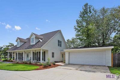 Baton Rouge Single Family Home For Sale: 8910 Magnolia Leaf Ave
