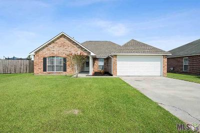 Livingston Parish Single Family Home For Sale: 35929 Wilmington Ave