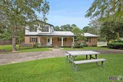 Livingston Parish Single Family Home For Sale: 25360 Woodland Crest