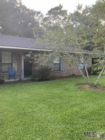 Baker Single Family Home For Sale: 12915 Driftwood Dr