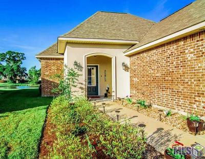Baton Rouge Single Family Home For Sale: 13849 Windwood Dr