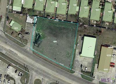 East Baton Rouge Parish Residential Lots & Land For Sale: 13211 Coursey Bl