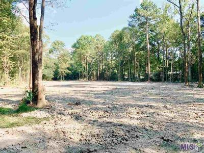 Livingston Parish Residential Lots & Land For Sale: 34711 Perkins Rd