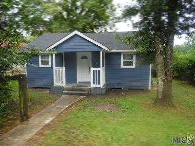 Gonzales Rental For Rent: 1433 N Willow Ave