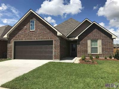 St Gabriel Single Family Home For Sale: 1820 Willow Bend Rd